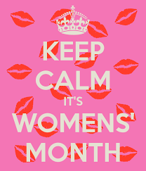 Women's Month – Love it? Hate it?