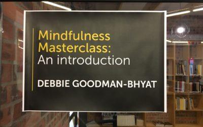 Mindfulness Masterclass – Half-day Workshop