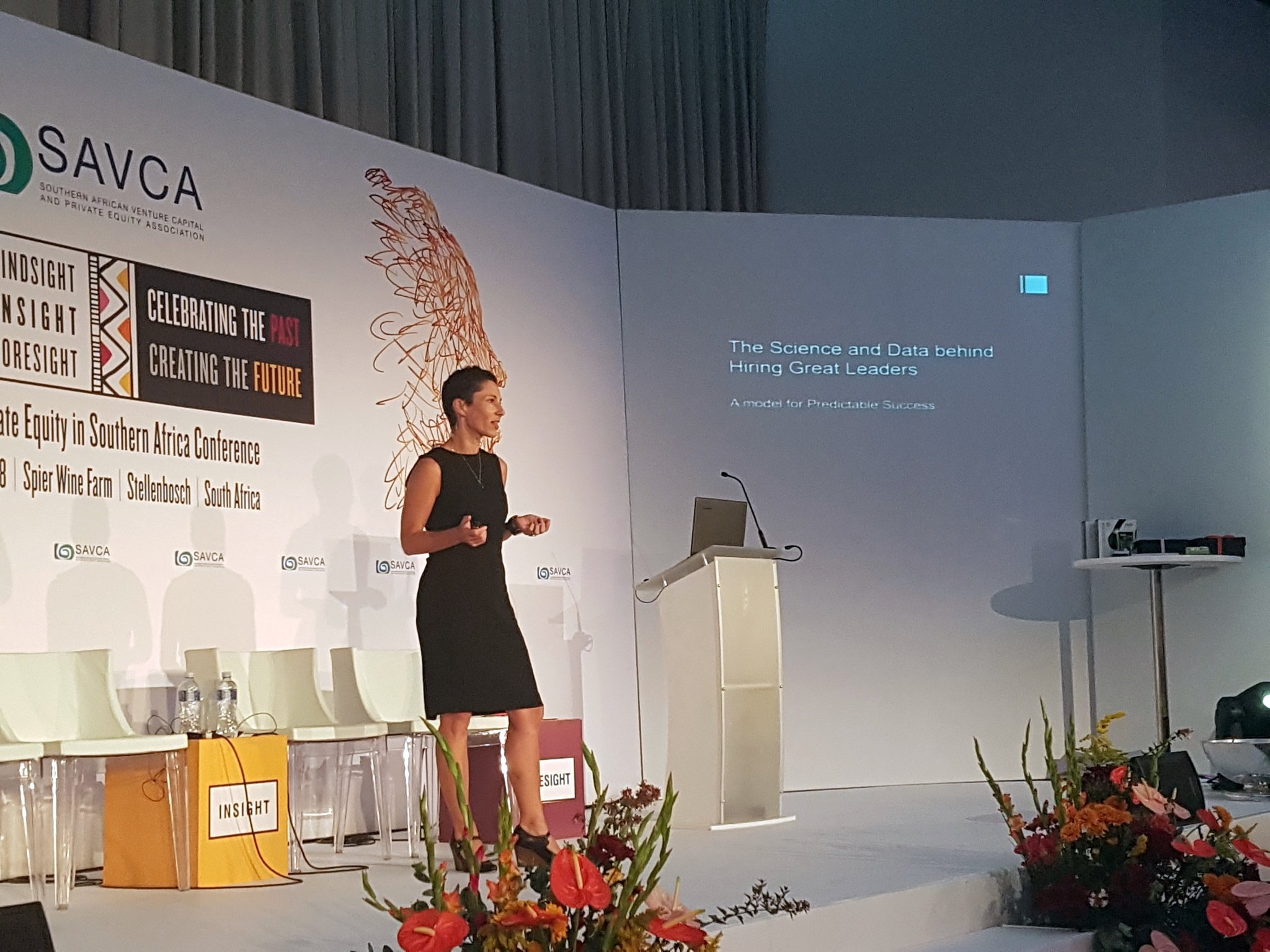 The science & data behind hiring great leaders – SAVCA Conference