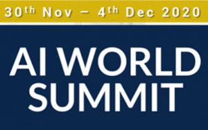 AI World Summit Invitation